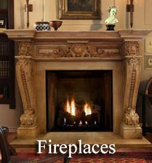Browse our Marble Fireplaces
