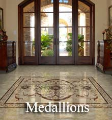 Browse our Marble Medallions