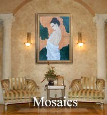 Browse our Marble Mosaics
